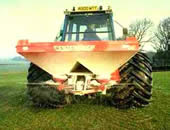 fertiliser sprayer